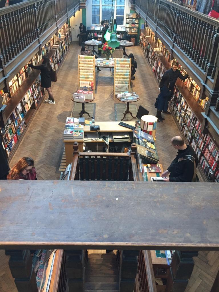 Daunt Books @ Marylebone, London February 2018